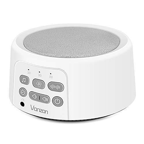 White Noise Machine - Sound Machine with Baby for Sleeping for sale  Delivered anywhere in USA