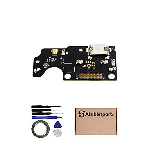 USB Charging Port Dock Connector with Flex Cable Compatible ZTE Axon 7 A2017 A2017G A2017U