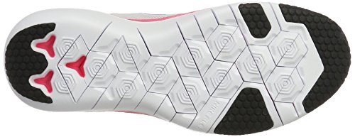Nike Wmns Flex Supreme Tr 5, Entrenadores para Mujer, Multicolor Multicolor (Pure Platinum/black/racer Pink/wolf Grey)