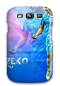 Hot EuYSSzi5808sAJGE Edin Dzeko Tpu Case Cover Compatible With Galaxy S3