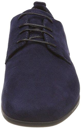 Blue Marilyn Zapatos 64 para Vagabond Azul Cordones Dark Derby de Mujer 1HwxgqzUd