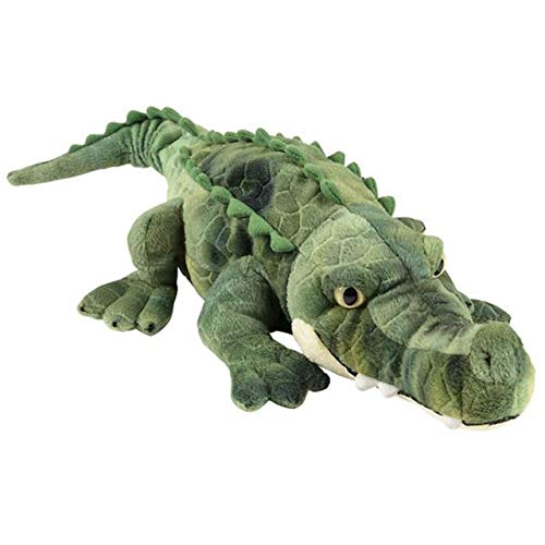 "Wildlife Tree 17"" Crocodile Stuffed Animal Plush Floppy Zoo Kingdom Collection"