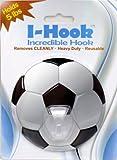 Kel-Toy 5-Pound Soccer I-Hook, 4-Inch
