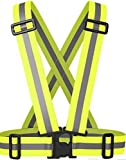 Worktex Safety High Visibility Sport/Work Safety Vest and Sleeves, Lime, Size Adult L, XL, XXL