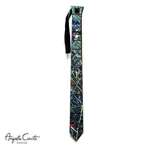 Corbata de Madera Natural Decò Made in Italy: Amazon.es: Handmade