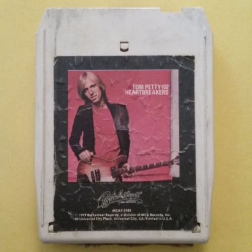 TOM PETTY HEARTBREAKERS Damn The Torpedoes 8 Track Tape 1979 MCAT ()