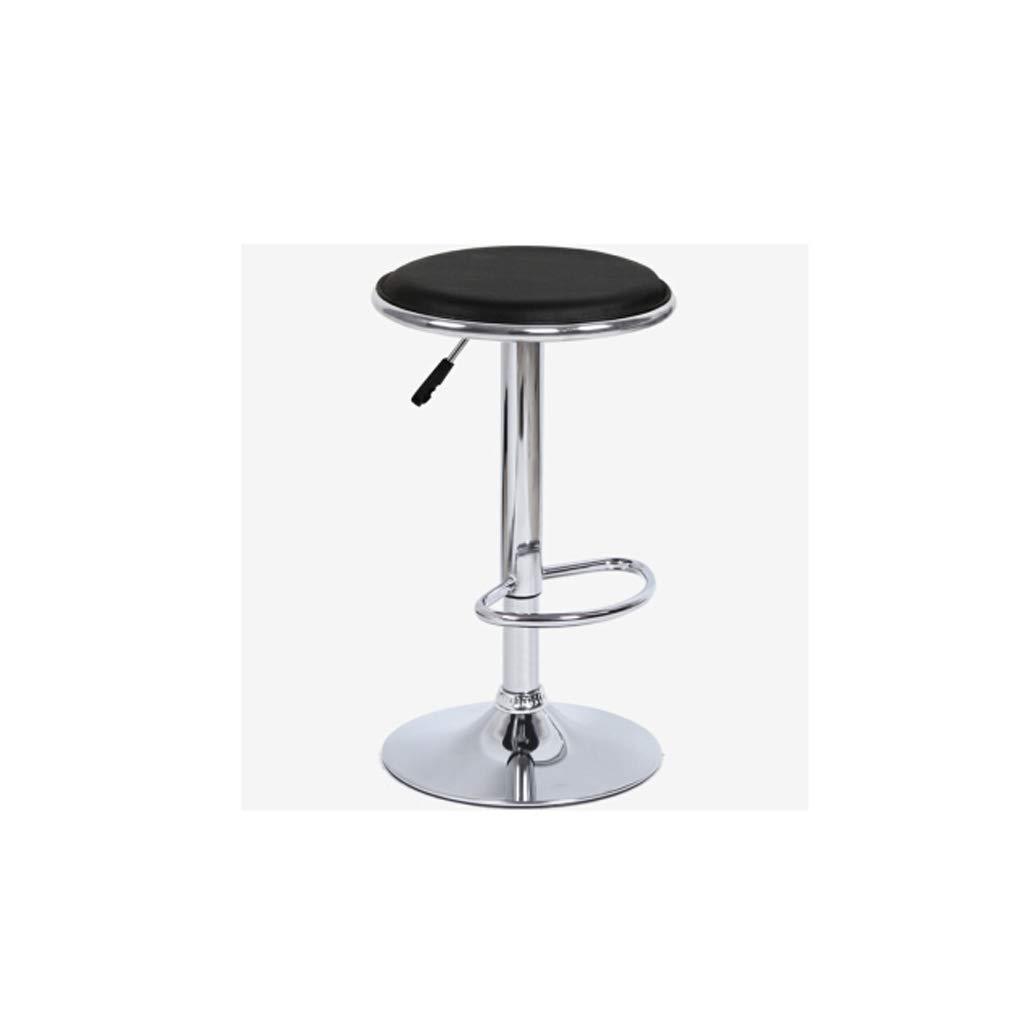 D ZSPPPP Chairs Bar Stool Bar Chair redating Lift Bar Stool High Stool (color   B)