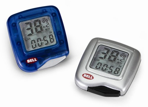 Bell EZFit Bike Speedometer (Color May Vary)