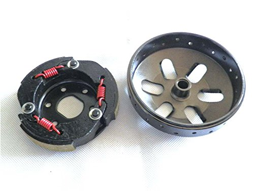 YunShuo Performance Clutch Bell Assembly GY6 49cc CC QMB139 JONWAY TAOTAO LANCE ZNEN by YunShuo