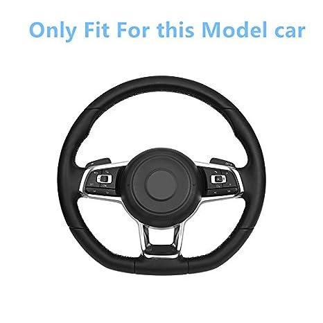 HIGH FLYING Aluminum Alloy Steering Wheel DSG Upgrade DSG Paddle
