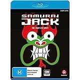 Samurai Jack: The Complete Seasons 1-5 [Blu-ray]
