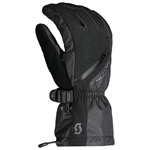 (Scott Ultimate Pro Glove Black M)