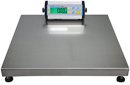 Adam Equipment CPWplus 35M Floor Scale, 75lb/35kg Capacity, 0.02lb/10g Readability from Adam Equipment