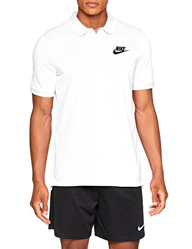 Bianco nero Matchup Nike Polo bianco Uomo wCtKFAZq