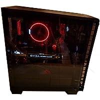 Ryzen 1700 Custom Gaming Desktop PC, 960GB SSD, NVIDIA GeForce GTX 1070 8GB, 16GB DDR4 3000mhz, MSI X370 GAMING PRO CARBON Motherboard, Windows 10 Home