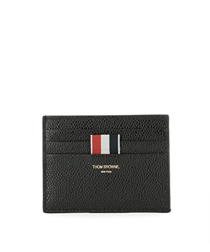 thom-browne-mens-maw031l00198001-black-leather-card-holder