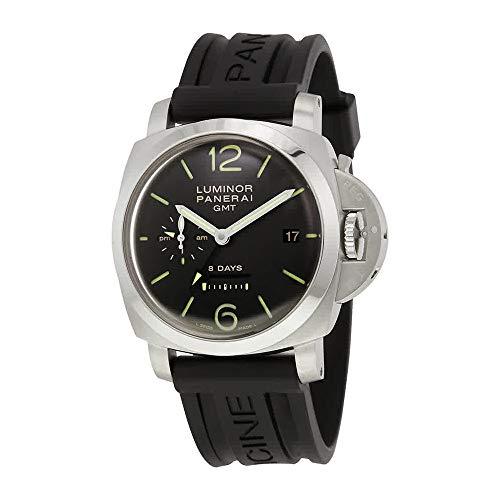 Panerai Men's PAM00233 Luminor 1950 Analog Display Swiss Automatic Black Watch