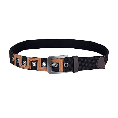 Cotton Canvas Breathable Military Tactical Men Waist Belt With Metal Buckle - Cotton Belt Genuine