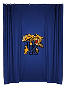 Amazon.com : NCAA Kentucky Wildcats College Bathroom ...