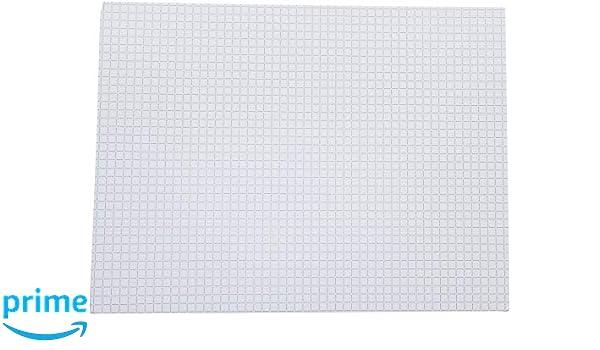 westfoam 30 x 5 mm de grosor autoadhesivas (10 cm foam-board - blanco (Pack de 25): Amazon.es: Oficina y papelería