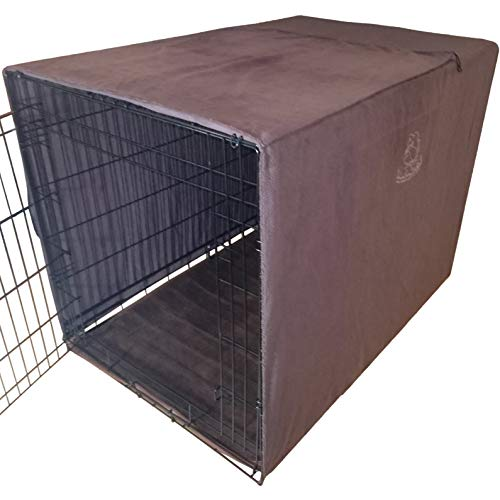 Big 4in1 Dog Crate Cover/Car Seat & Furniture Protector/Microfiber Dog Towel. Most Popular Size 42