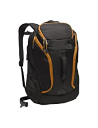 The North Face Big Shot Backpack - asphalt grey/citrine yellow, one size