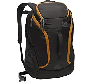 The North Face Unisex Big Shot Backpack(Asphalt Grey/Citrine Yellow, One Size)