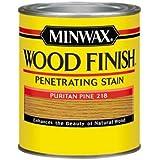 Minwax 70003444 Wood Finish Penetrating  Stain, quart, Puritan Pine, Quart