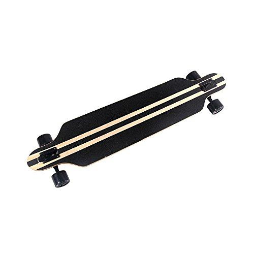 Best Prices! Esright 41 in Maple Drop Down Longboard Complete Skateboard