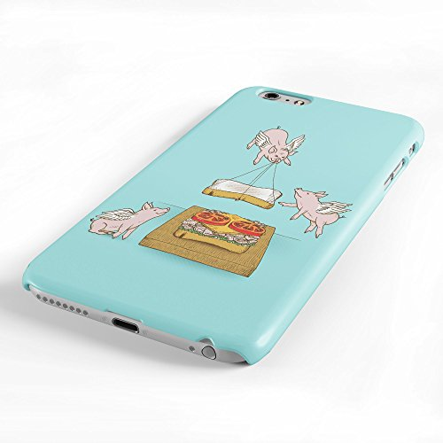 Koveru Back Cover Case for Apple iPhone 6 Plus - Swine Pig
