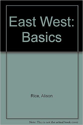 Descargar libros electrónicos en línea gratis East West: Basics 0194347338 en español PDF ePub MOBI