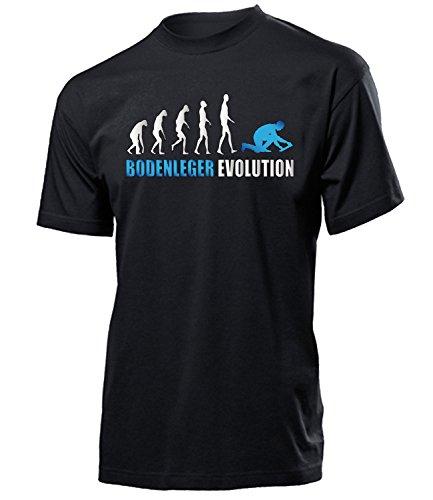 BODENLEGER EVOLUTION 4611(H-SW-Weiss-Blau) Gr. L