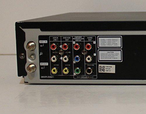 JVC HR-XVC18BU Progressive Scan DVD/VCR Video Cassette Recor