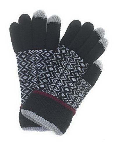 insulated driving gloves women - 5