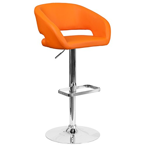 Gg Chrome Bar Stool - 4