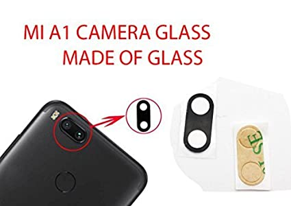 lowest price 0479e ccac2 Anonymous Back Camera Glass Lens with Adhesive for Xiaomi Mi A1