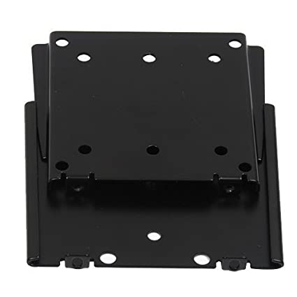 Ultra Thin Mount Bracket 1EA VideoSecu LCD LED Monitor TV Wall Mount for 19 20 22 23 24 26 27 30 32 Flat Panel Screen Maximum Loading 66lbs VESA 75//100