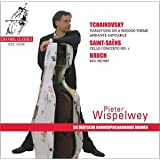 Tchaikovsky: Variations on a Rococco Theme; Andante Cantabile; Saint-Saëns: Cello Concerto No. 1; Bruch: Kol Nidrei