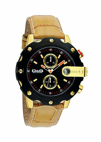 D&G Dolce & Gabbana Men's Sean watch #DW0363