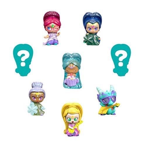 Fisher-Price Nickelodeon Shimmer & Shine, Teenie Genies, Series 2 Genie (8 Pack), #1