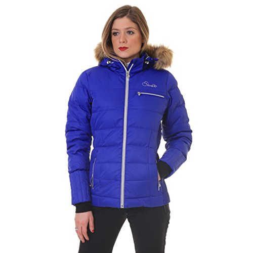 Dare2B Women's Cultivated Waterproof Insulated Jacket, Clematis, Size 12