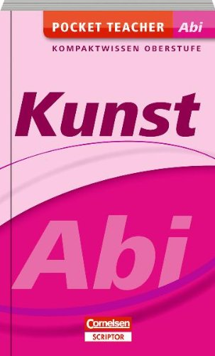 Pocket Teacher Abi Sekundarstufe II Kunst
