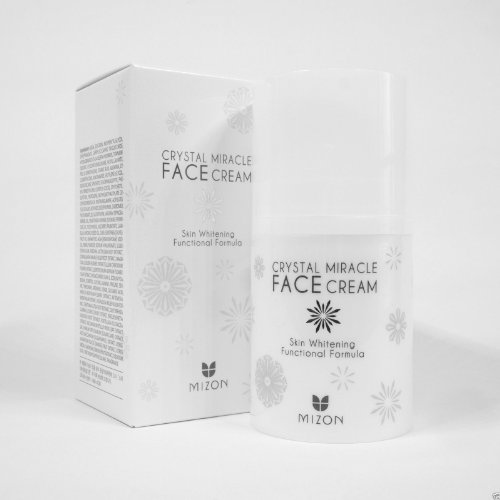 [MIZON] Crystal Miracle Face Cream - Cream Crystal