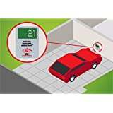 Garage Parking Assistant - Park your vehicle precisely and consistently. Large Digital Display to show the distance from…
