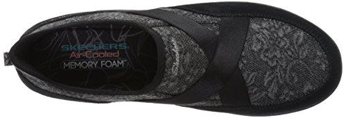 Skechers Donne Lite Passo-merlettato Sneaker Nero