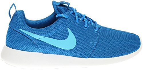 Electric clearwater white Nike Pour Blue Chaussures 511882 Femme Course Run Roshe Training De Dark OOvgZ