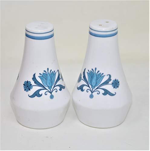 - Noritake Progression BLUE HAVEN Salt & Pepper Set