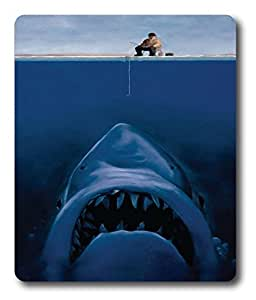 make a mouse pad Cool Funny Shark PC Custom Mouse Pads / Mouse Mats Case Cover