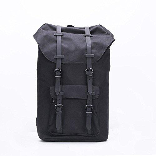 Xiaodiu étanche Sac à dos de grande capacité Sac de loisirs Outdoor Mode de voyage bagages Sac à dos pour homme et femme Sac à dos