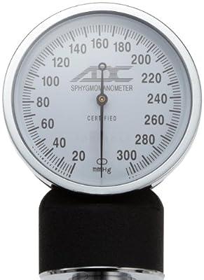 ADC PROSPHYG 768 Pocket Aneroid Sphygmomanometer, Teal, Adult